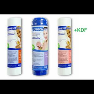 Standard szett-3 GAC+KDF