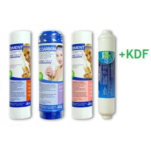 Standard szett-4 GAC+KDF
