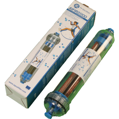 Aquafilter AIFIR 2000 energetizáló-ionizáló egység